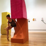 Ballet meets visual arts with Julia Gleich choreography