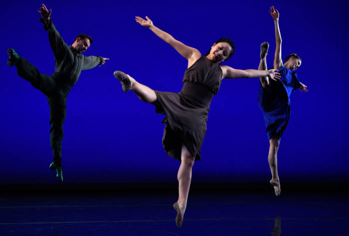 Twyla Tharp Raggedy Dances at The Joyce Theatre