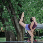 Socrates Park Juilliard Dancer