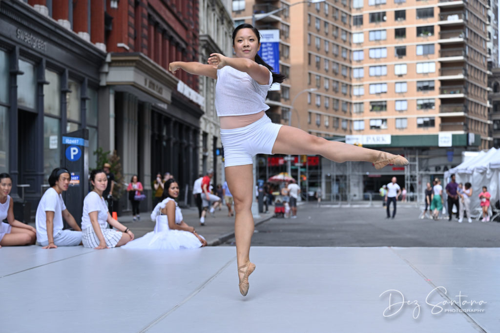 Summer Streets NYC Dancer